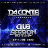 Da Conte   Club Session #22