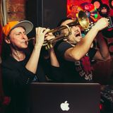 Valique @ Rolling Stone Bar 03.04.2015 with live trumpet