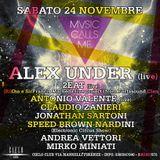 Antonio Valente @ Music calls me party _Cielo Club_24-11-12