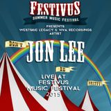 JON LEE - LIVE @ FESTIVUS MUSIC FESTIVAL 2015