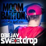 Moombahton Mini-mix April 2017 By DJ Sweetdrop