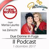 Poltronissima - 3x21 - 01.12.2017 - Due Donne In Fuga - Ospiti Marisa Laurito e Iva Zanicchi