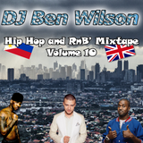 HIP HOP & R&B MIXTAPE VOLUME 10