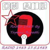 RADIO 1983 By Tapani Ripatti 17.5.1983