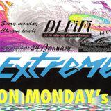 DJ Marko at Extreme On Mondays (Affligem - Belgium) - 6 April 1998