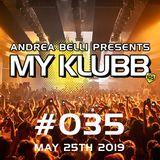MY KLUBB #035 WEEK 21-2019
