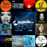 DEEPINSIDE RADIO SHOW 059 (Sheila Ford Artist of the week)