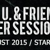 hard force united & friends - summer session 2015