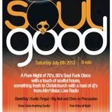 Soul Time Ft Sallie Reynolds & Greg Belson