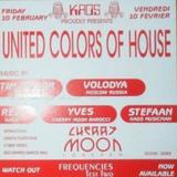"""Rezy & Yves De Ruyter at """"United Colors Of House"""" @ Cherry Moon (Lokeren-Belgium) - 10 February 1995"""