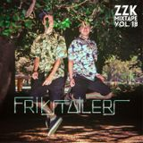 ZZK Mixtape Vol.18 - Frikstailers Crop Circles