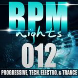 ROMAK PRESENTS - BPM NIGHTS 012