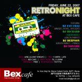 Bex Retro Night 2 Party Mix
