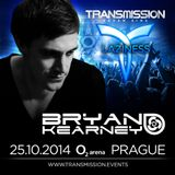 Brian Kearney - Live at Transmission Seven Sins, Prague - 25-Oct-2014