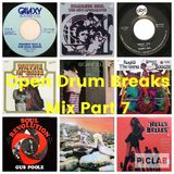 Open Drum Breaks Mix Part 7