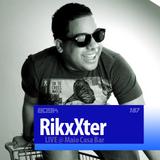 809kast 187 - Rikxxter Live @MaioCasaBar