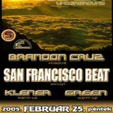 San Francisco Beat -  Eastern Evolution Miskolc Rockwell Club (2005.02.25)