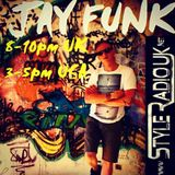 Jay Funk Live on www.styleradiouk.net - 9th April 2015 - House & Garage Show