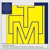 Transmit Music - 31st October 2018