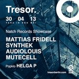 Synthek @ Tresor_PT.2 [Natch Records_Label Night] 30.04.13