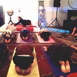 Friday Night Bass Yoga 2014