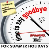 TIME TO SAY GOODBYE......FOR SUMMER HOLIDAYS