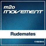 Rudemates - m2o Movement Mixtape 17022013