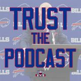 Trust The Podcast - Episode 26: Buffalo Bills at Green Bay Packers