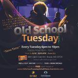 DJ Eclipse & DJ Oz - (Live) Old School Tuesday Scorpio Season 11-7-17