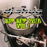 DJ Shug Hip Hop 2018 Vol 1