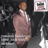 #TakeoverTuesdays with The Humble G @SirGhost 08.08.17 11:00PM - 01:00AM [GMT] 6PM EST