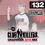 CK Radio Episode 132 - 2015 Gradweek Mix (Mixed by Alex Dreamz)