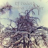 Dj Fedor - November Alchemy (2011)