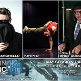 #LECYPHER WEEK 7 2014/11/20 // PAUL CARGNELLO + KRYPTO + ANDY COUCHMAN // hip-hop & soul jam session