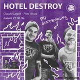 HOTEL DESTROY CON LA PH - CAP14