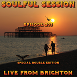 Soulful Session, Zero Radio 9.12.17 (Episode 203) LIVE From Brighton with DJ Chris Philps