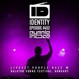 Sander van Doorn - Identity #452 (Purple Haze Liveset @ Balaton Sound Festival, Hungary)