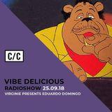Vibe Delicious presents Edu Domingo 25/09/18