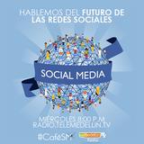 Programa 029 - El Futuro de las Redes Sociales - #CaféSM Radio por Telemedellín Radio - 23 de sept.