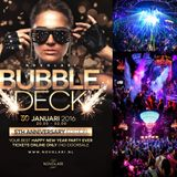 Live set at the Bubble Deck Party