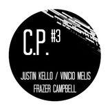 C. P. #3: Justin Kello / Frazer Campbell / Vinicio M. & Vincenzo B.