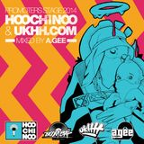 The Official Hoochinoo and UKHH.com Boom Bap Festival 2014 Mixtape - Mixed by A.Gee