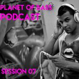Planet Of Bass Podcast With Isak Gomez - POB07