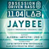 Artiztix LIVE @ ObsessionDrivenBass #8