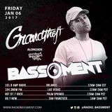 The Bassment 1/06/17 w/ GrandTheft