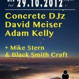 David Meiser @ Bside show (29-10-2012)