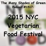 #1517: 2015 NYC Vegetarian Food Festival