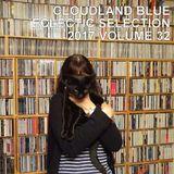 Cloudland Blue Eclectic Selection 2017 Vol 32