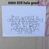 COCK BLOCK & TIT BIT #039