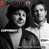 Kunique Too Beat (Radio M2O) Sunday February 10 - 2013 On Air COPYRIGHT & Diego Donati